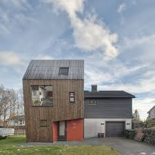 Collect this idea Modern House in Norway Arne Garborgsvei 18 House by TYIN  Tegnestue (1)