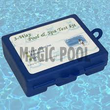 Pool Chemical Testing Chart Details About 3 Way Swimming Pool Spa Water Chemical Test Kit Chlorine Bromine Ph Easy To Use