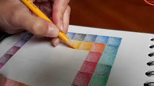 Making A Colour Chart Faber Castell Polychromos How To