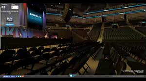 See A Virtual Seating View Of The Barclays Center In Brooklyn