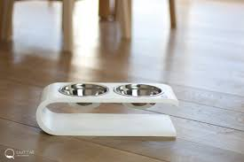 modern pet feeders from lazycat  dog milk
