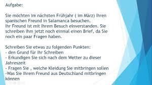brief innerhalb deutschland
