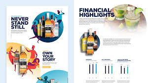 Only you can decide when you turn your life around. 30 Annual Report Design Templates Awesome Examples