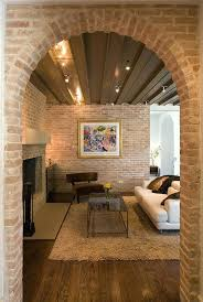 rustic rugs for living room interior brick walls living room rustic with arched doorway area rug image by architects modern rustic living room rugs