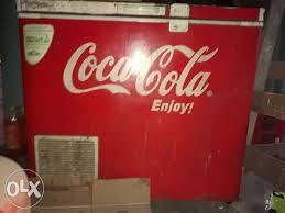 Coca Cola Vending Machine Singapore Amazing Red And White CocaCola Vending Machine Moradabad Electronics