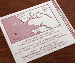 Custom Wedding Invitation Maps Invitations By Ajaln