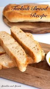 Turkish Bread Recipe A Delicious Authentic Loaf That Can Be Frozen