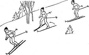 Реферат лыжная подготовка Реферат П оворот переступанием