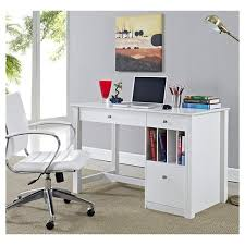 wooden desks for home office. White Wood Computer Desk Stylish Home Office Deluxe Storage Saracina With Regard To 26 Wooden Desks For