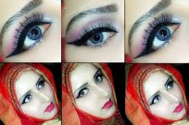 eyes arabic bridal makeup tips collection 2016