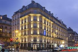 Hotel parijs quartier latin