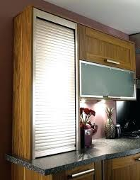glass garage door in kitchen.  Glass Kitchen Cabinet Garage Door Roller Shutter Doors Cabinets  Glass   Inside Glass Garage Door In Kitchen