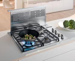stove with downdraft vent.  Downdraft Miele DA64801000  DA6480 Downdraft Hood Cooktop Sold Separately  Throughout Stove With Vent O