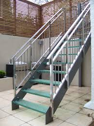 Prefab Metal Stairs Classic But Most Sought For Your Home Interior Design  with Prefab Metal Stairs