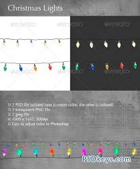 Christmas Lights 5756616 » Free Download Photoshop Vector Stock ...