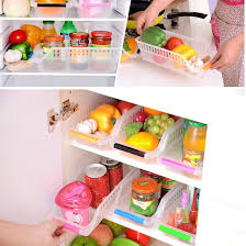 2018 best high quality new slide kitchen fridge freezer space saver organizer refrigerator storage rack shelf holder drawer from huweilan 28 68 dhgate