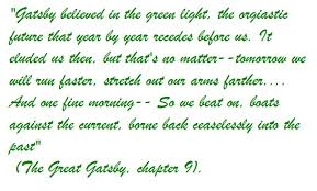 Great Gatsby American Dream Quotes Best Of A Window Of Opportunity With The Great Gatsby Release Mirror MUSES