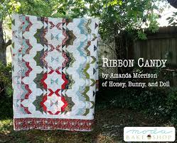 Ribbon Candy Jelly Roll Quilt Â« Moda Bake Shop & I'm Amanda Morrison, here to remind you it is the time of year to start  thinking about Christmas quilts! If you are anything like me, you start  dreaming up ... Adamdwight.com
