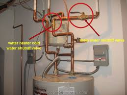 how to wire an electric water heater how to articles electric water heater disconnect on right