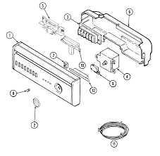 whirlpool dishwasher wiring diagrams wirdig tag mdb6000awa timer stove clocks and appliance timers