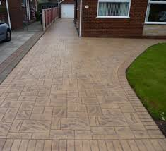Patterned Concrete Adorable Cheshire Driveways Pattern Imprinted Concrete Resinbound