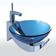 glass bathroom sinks blue bathroom sink for small bathrooms made of glass and glass bathroom sinks