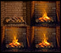 dimplex 28 opti myst electric fireplace log set dlgm29 attractive real flame insert for 16