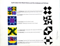Stars of Georgian Bay & The Black History Quilt Codes Adamdwight.com