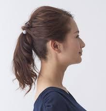 平原さんのヘアスタイル りぼん宮崎市ヘアセ Tredina 髪型