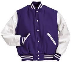 custom varsity jacket by holloway mens