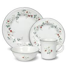 Patterned Dinnerware Sets Custom Design Ideas