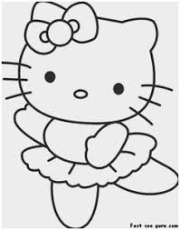 Baby Hello Kitty Coloring Pages Admirable Hello Kitty Coloring Pages