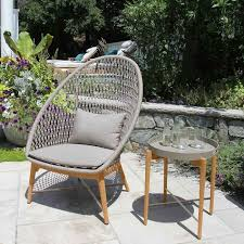 modern outdoor lounge chair country