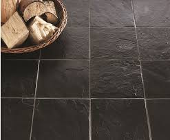 Natural Stone Slate Tile Indian Black Slate Tiles Portland