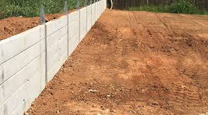 we use australian s manufactured to australian standards for tough queensland conditions concrete sleeper retaining walls
