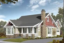115 1434 5 bedroom 2570 sq ft craftsman house plan 115 1434 front