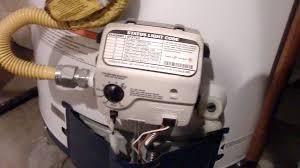 Gas Water Heater Won T Light Water Heater Pilot Light Won T Stay Lit Water Ionizer