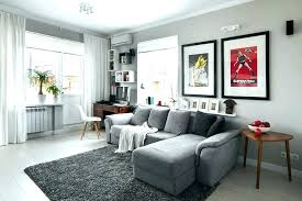gray paint schemes living room gray green