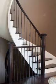 Wrought Iron Color Wrought Iron Handrails For Exterior Stairs