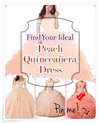 Peach Quinceanera Dress Beautiful Quinceanera And Sweet 16