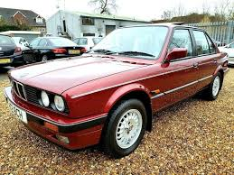 BMW 3 Series 1990 bmw 3 series : 1990 BMW 318i Lux in original time warp condition! | in Hemel ...