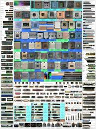 Computer Hardware Chart 2 0 By Sonic840 In 2019 Computer