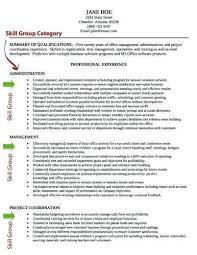 Samples Of Skills For Resume Stunning Skills List For Resume Examples Colbroco