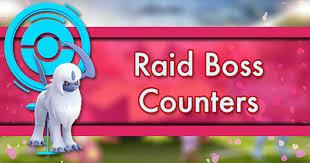 Raid Boss Counters Pokemon Go Wiki Gamepress