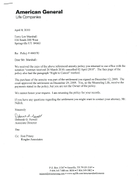 Template Insurance Cancellation Template Sample Letter Auto Request