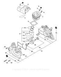 Shindaiwa 600sx sn c69415001001 c69415999999 parts diagram for diagram engine engine cover