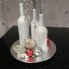 Wine Bottles Decoration Ideas Wine Bottle Decorating ideas 100 42