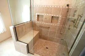 shower stalls with seats. Interesting Shower Handicap Shower Stall Stalls With Seat Bench For  Bathroom Modern Useful  Throughout Shower Stalls With Seats T