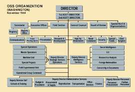 Fbi Hierarchy Chart History Of The Cia Central Intelligence Agency