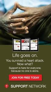 coronary artery disease coronary disease if you ve had a attack join our support network to share and